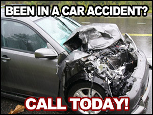 If you were in a car accident in , Trophy Club, 