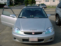 holda civic after