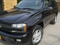 Chevy Trail Blazer Repaired after a car wreck in Dallas.
