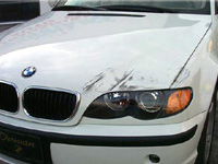 Automobile repair  before